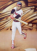 Mel Ramos Rod Carew